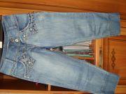 Капри джинсовые р. 40