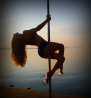 Тренировки Pole Dance Exotic, Stretсhing