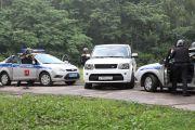 Полицейский (водитель) росгвардия