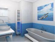 Облицовка пластиковыми панелями (балконов), ванных комнат