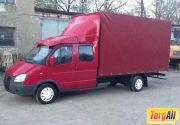 Перевозка грузов, газель 3 метра