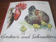 Детская книга на немецком языке 3 с толстыми страницами