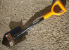 Лопата штыковая укороченная Solid
