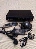 Видеорегистратор QIHAN h.264 4ch DVR с видеокамерой