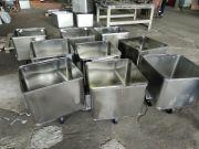 Чан-тележки / чебурашки (китаянки) на 100, 200 и 300 литров