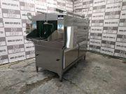 Машина для мойки ящиков на пищевом производстве